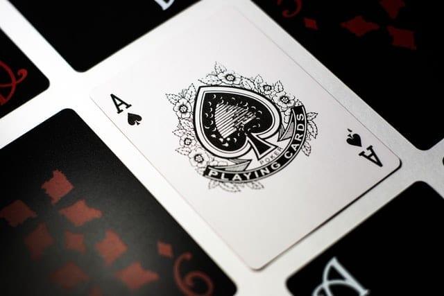aas van schoppen kaart | Blackjack