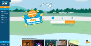 CrazePlay-Casino