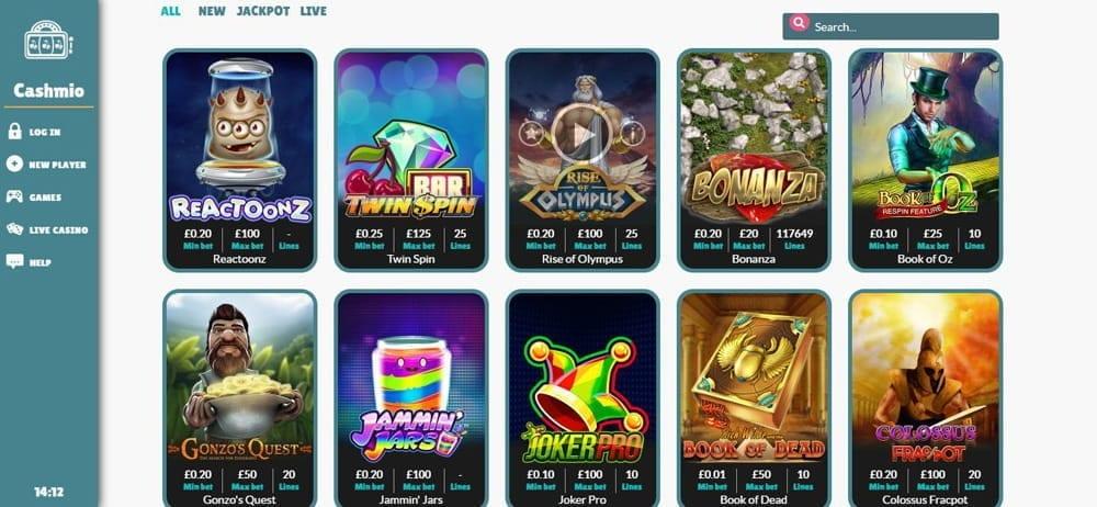 Online Casino Leer Drehen