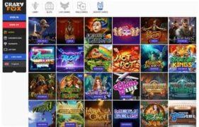 crazy fox casino jackpot pagina - crazy fox casino review