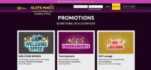 slots magic promotie pagina - slots magic review