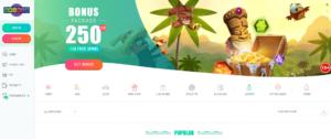spinia casino homepagina - spinia casino review