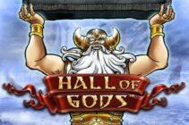 Hall of Gods Gok spel | NetEnt | Beoordeling Hollandsegokken.nl